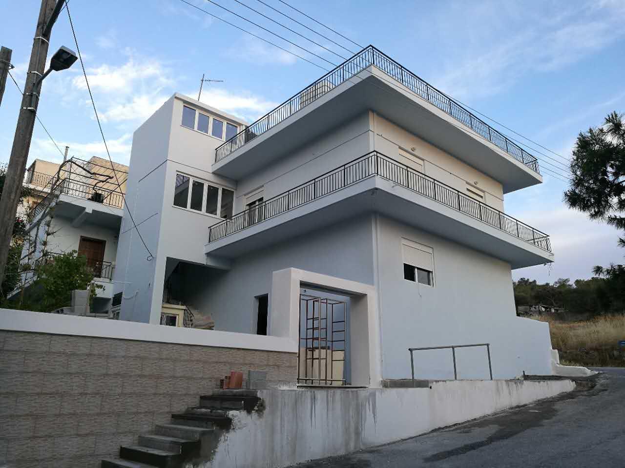 希腊雅典瓦里小户型独栋公寓12.5万欧起