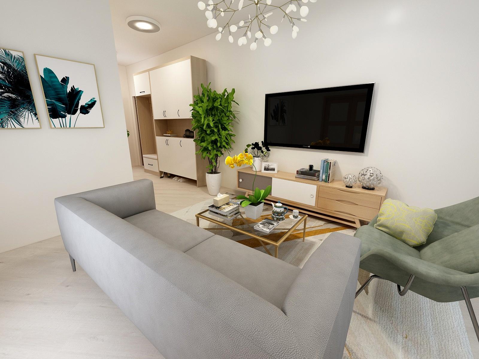 希腊雅典北部贵族富人区精装旅游民宿公寓