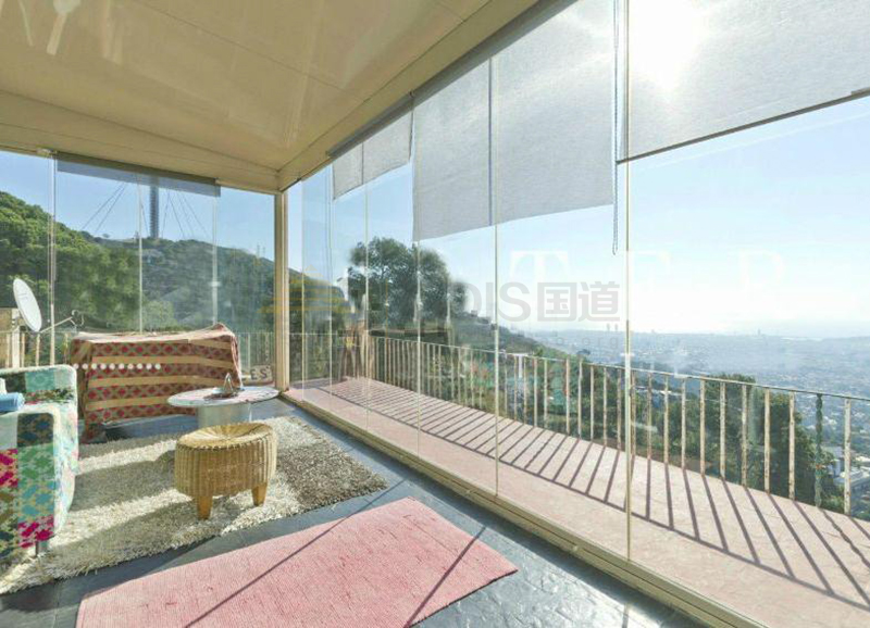 西班牙巴塞罗那扩展区精美大户型公寓89.7万欧