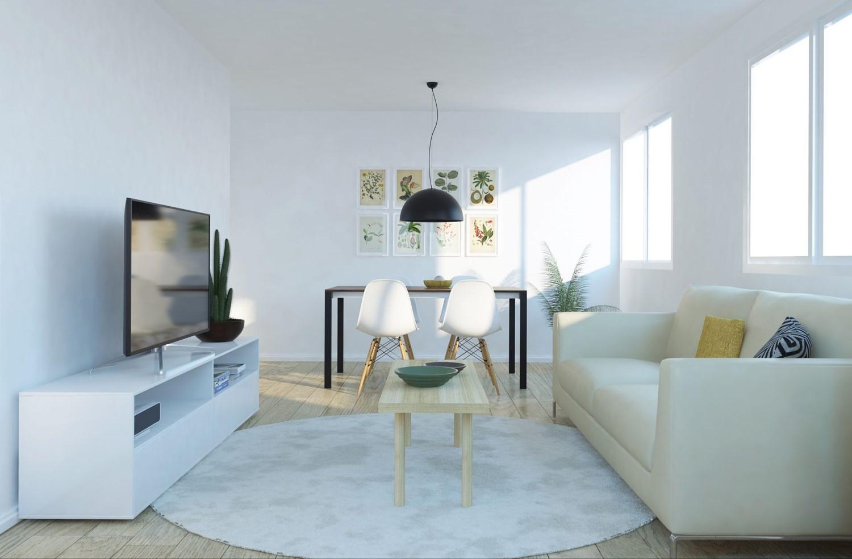西班牙阿利坎特区域中心14.8万欧84平米公寓